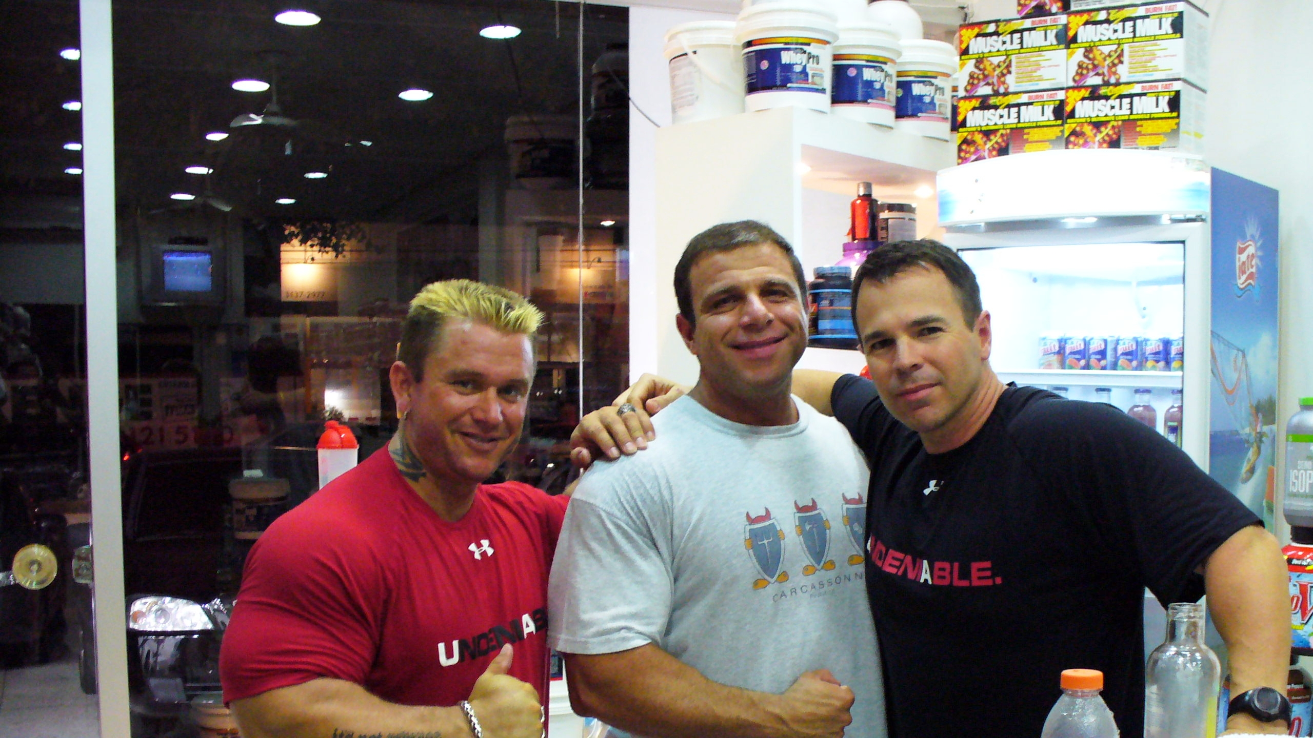 BodyBuildersReality Lee Priest