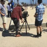 filming-venice-beach-california